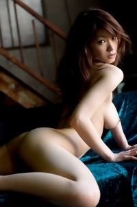 Sexy Asian Babe Arisa Kuroki